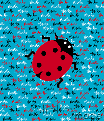 Brush Panel - Ladybird