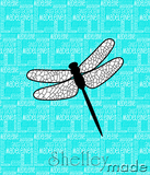 Nested Panel - Dragonfly