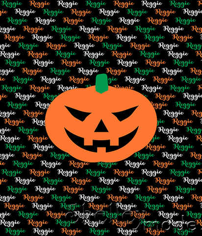 Brush Panel - Pumpkin