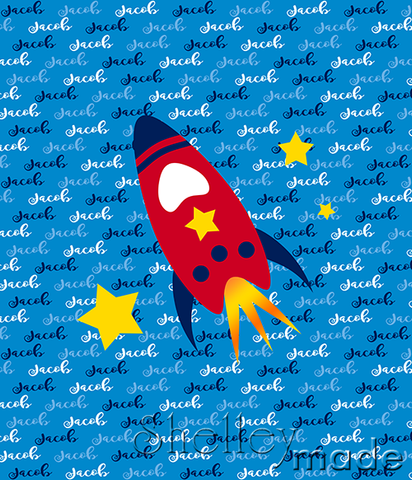 Brush Panel - Rocket