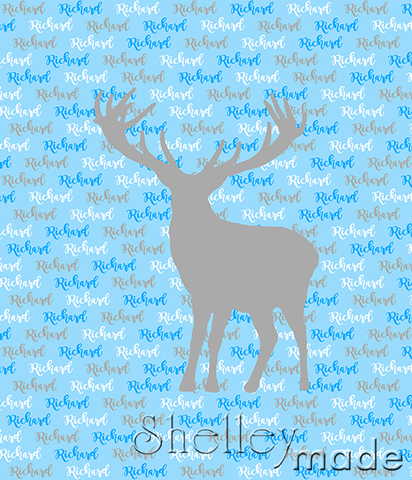 Brush Panel - Stag