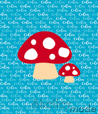 Brush Panel - Toadstool