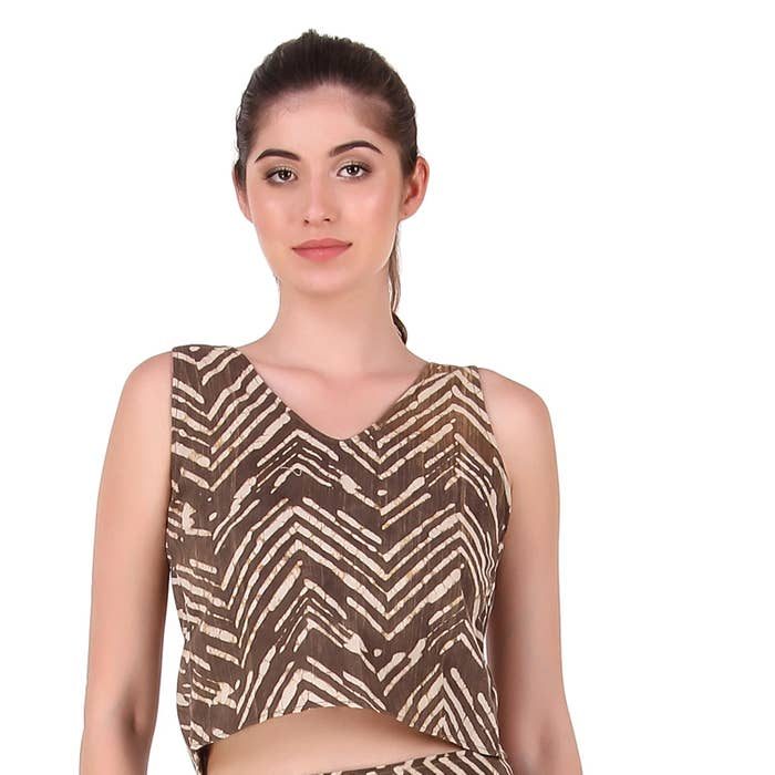 Baraga Crop Top - The Jaya House