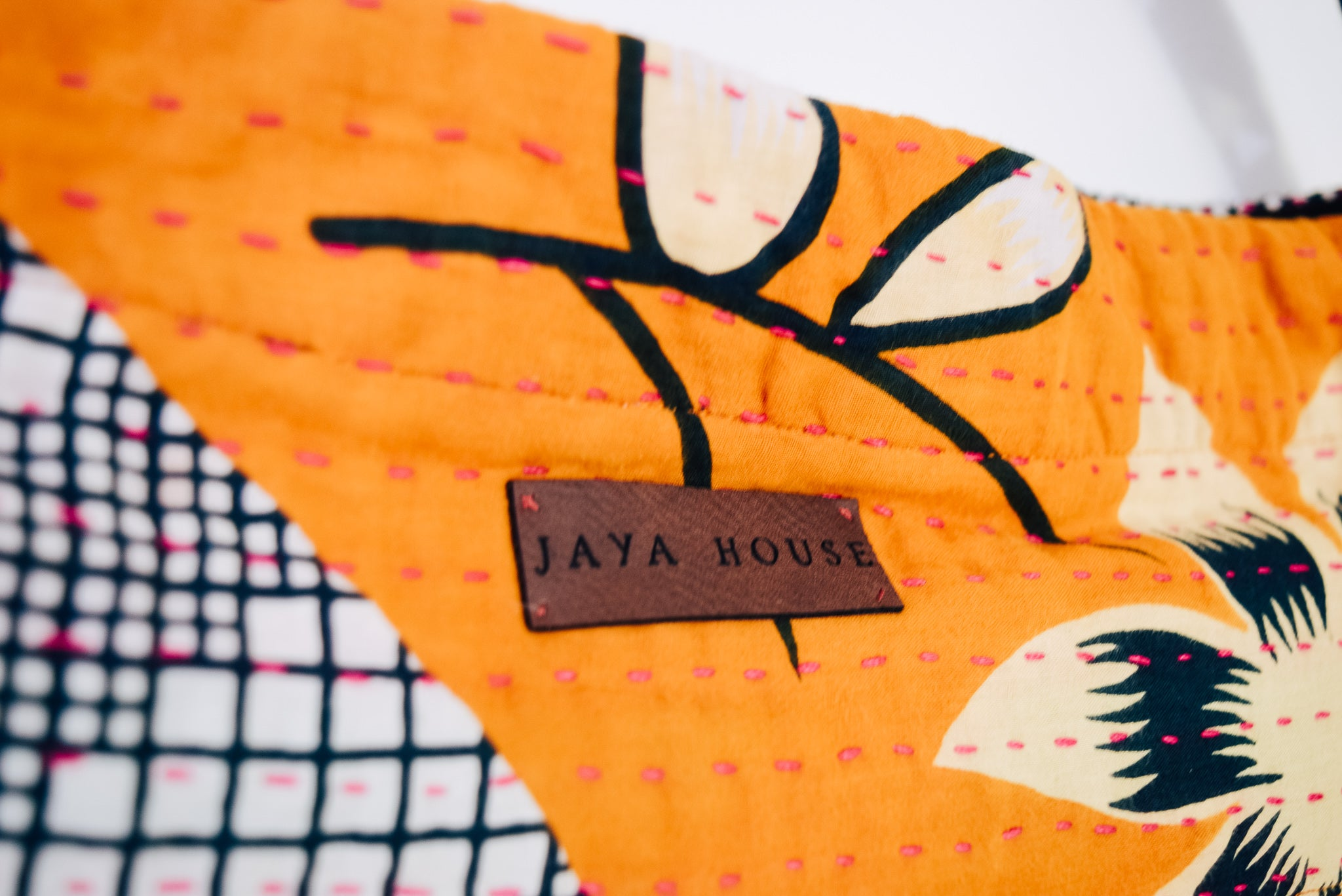 Arotun Bucket Bag - The Jaya House