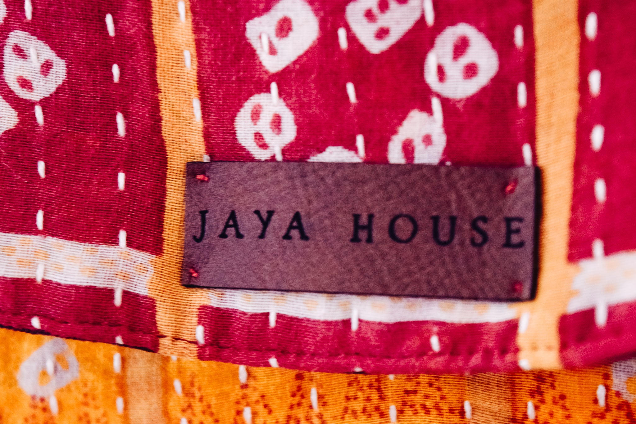 Asha Saddle Bag - The Jaya House