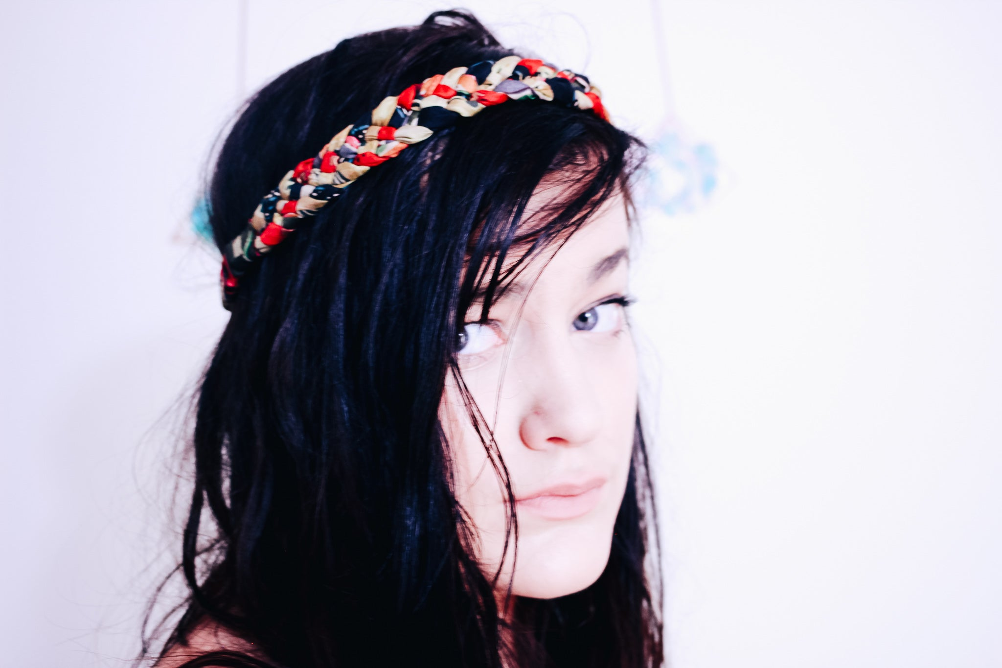 Navin Headband - Braided - The Jaya House