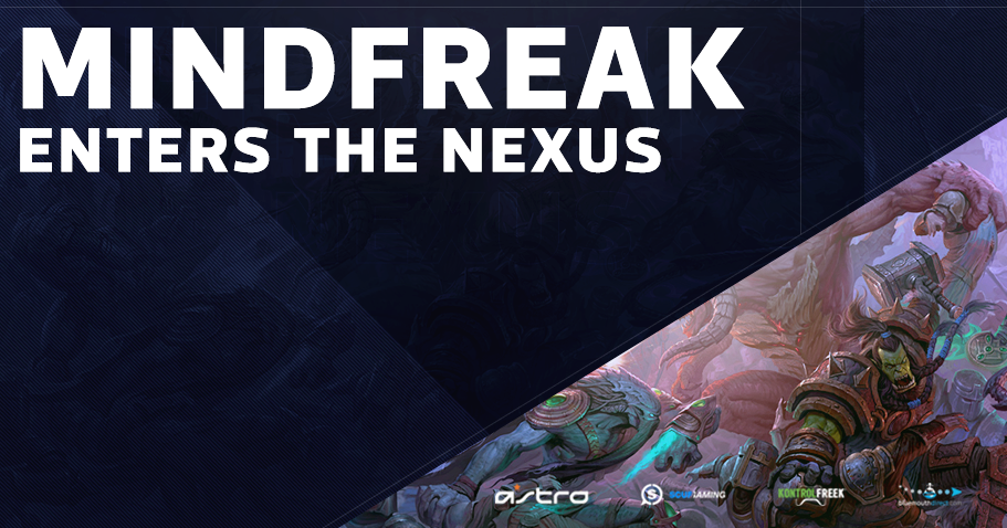 Mindfreak Enters The Nexus