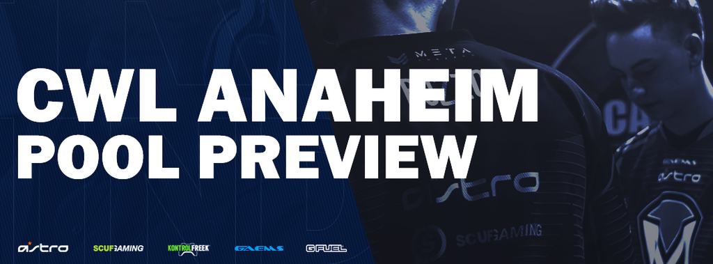 CWL Anaheim - Pool Preview