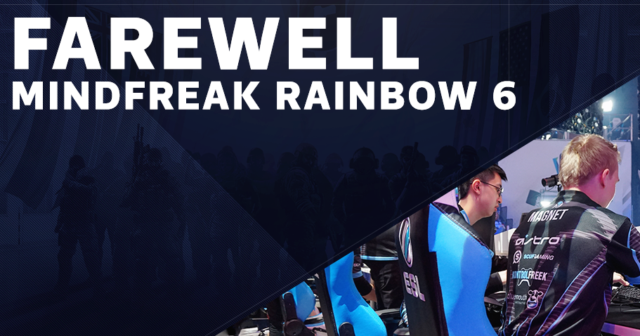 Farewell Mindfreak Rainbow 6