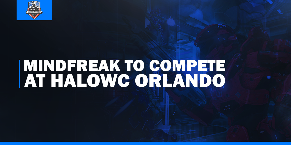 Mindfreak to compete at HaloWC Orlando