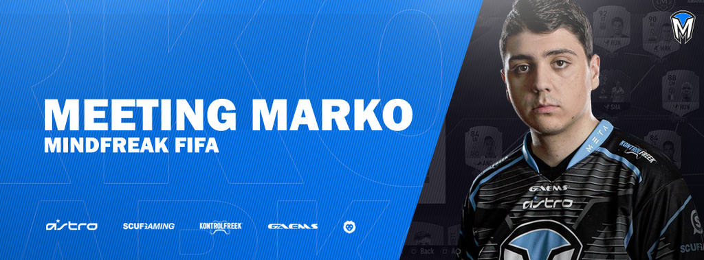 Meeting Marko - Mindfreak FIFA