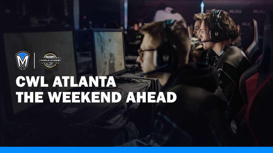 CWL Atlanta - The Weekend Ahead