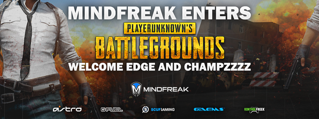 Mindfreak Enters PUBG