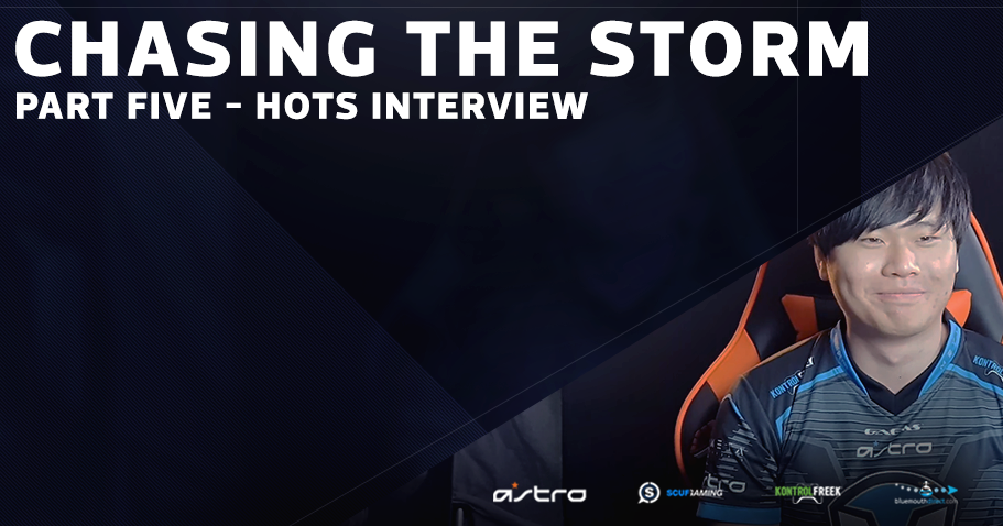 Chasing the Storm - Part Five - A HotS Interview Series