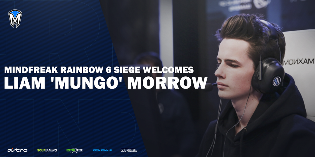 Mindfreak Rainbow 6 Siege Welcomes Mungo