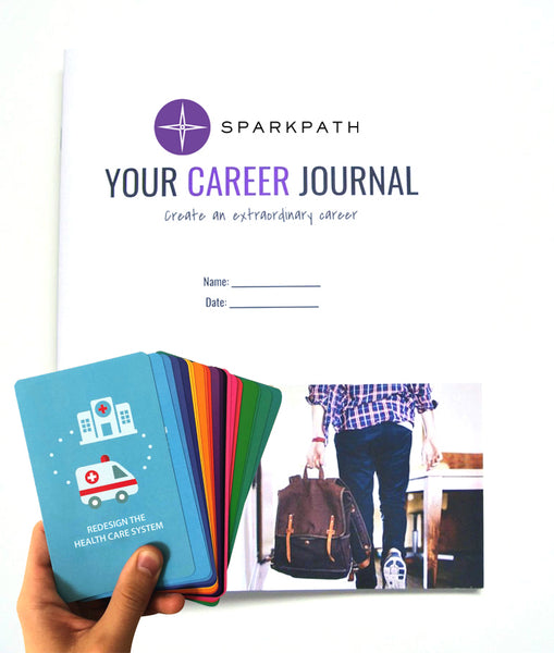 Single Bundle Set - Challenge Cards and Career Journal