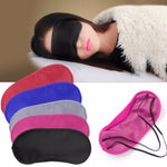1pcs Black Mask Cover Comfort Blindfold Mask