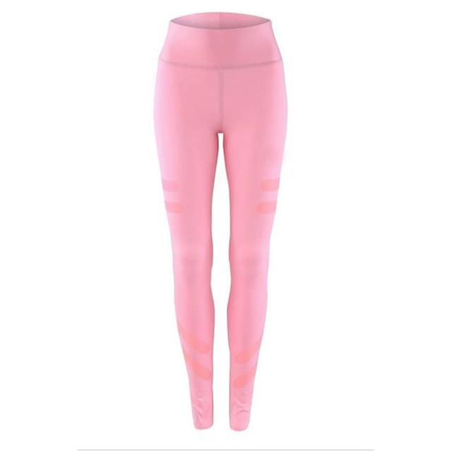 fashion customized Sporting Legging Women Skinny Elastic Fitness Leggings Pant Sexy Push Up Workout Sporting Trousers