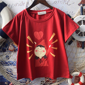 O-neck Newest style Women T-shirts Casual Summer Short Sleeve Female T shirt Women Clothing