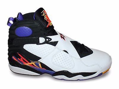 finest selection 39bc4 ee89a 2015 Nike Air Jordan 8 Retro  3-Peat  305381-142 Threepeat 3peat