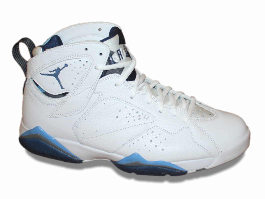 bc61c4ee57db 2015 Nike Air Jordan 7 Retro  French Blue  304775-107 – house of the ...