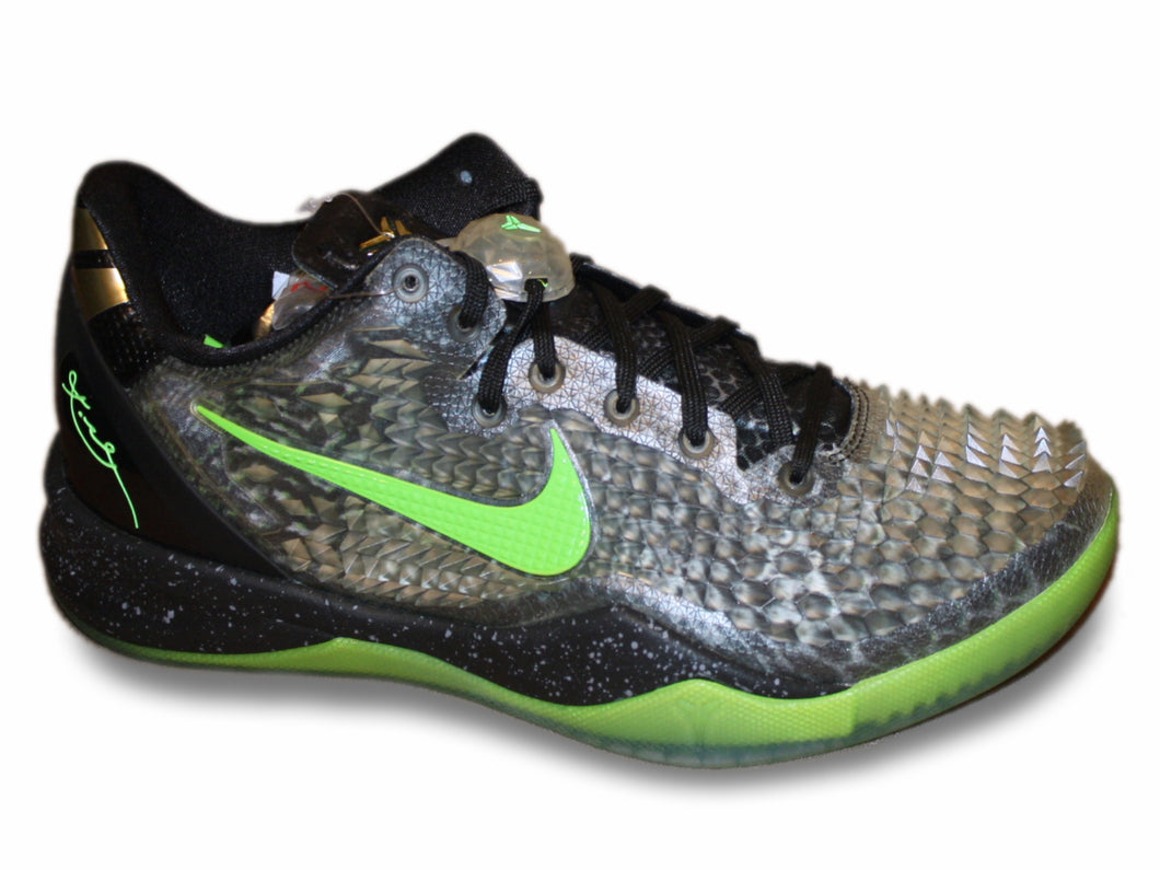 new arrival 6129f 813be 2013 Nike Kobe 8 System SS  Christmas  Green