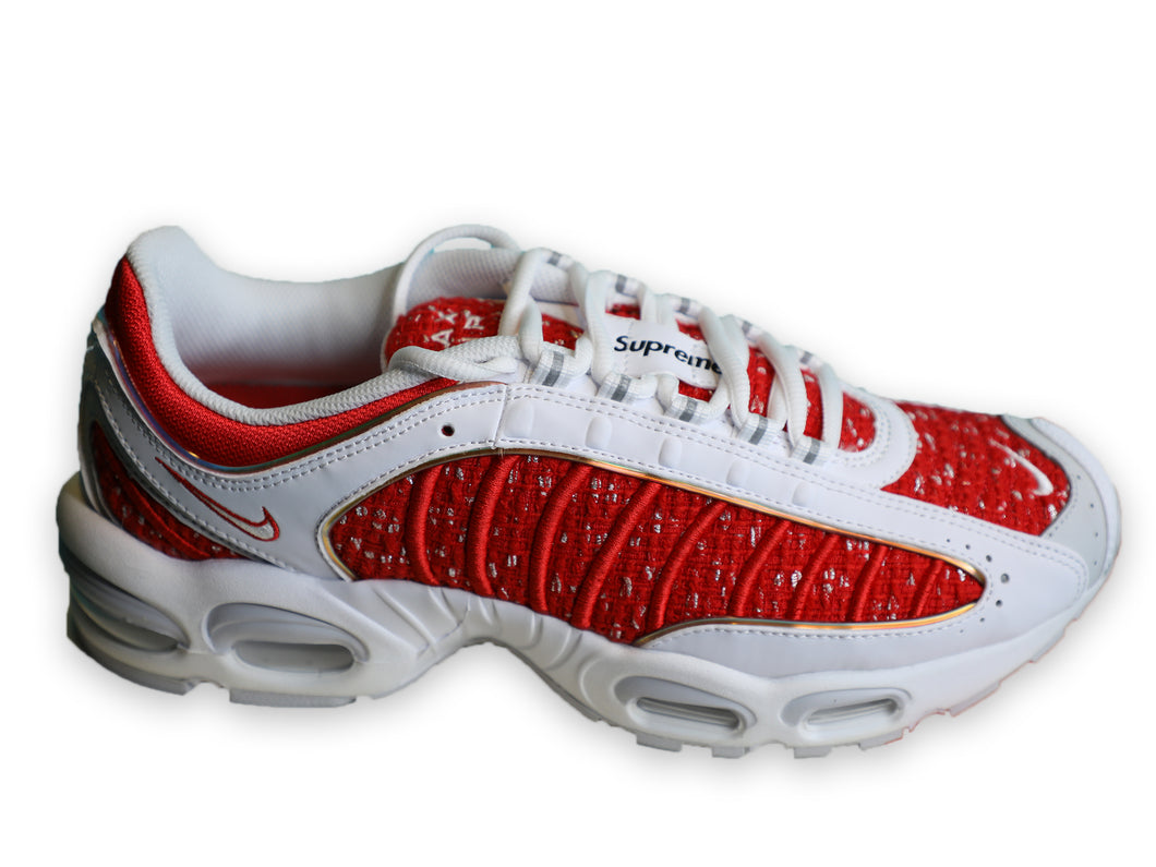 5d0c8f3ca2 2019 Supreme x Nike Air Max Tailwind IV Red Size 10.5 AT3854-100 ...