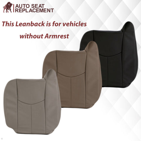 2003-2007 Chevy Silverado/Tahoe/ Avalanche and GMC Sierra 40/20/40 (Leanback does not come with Armrest)