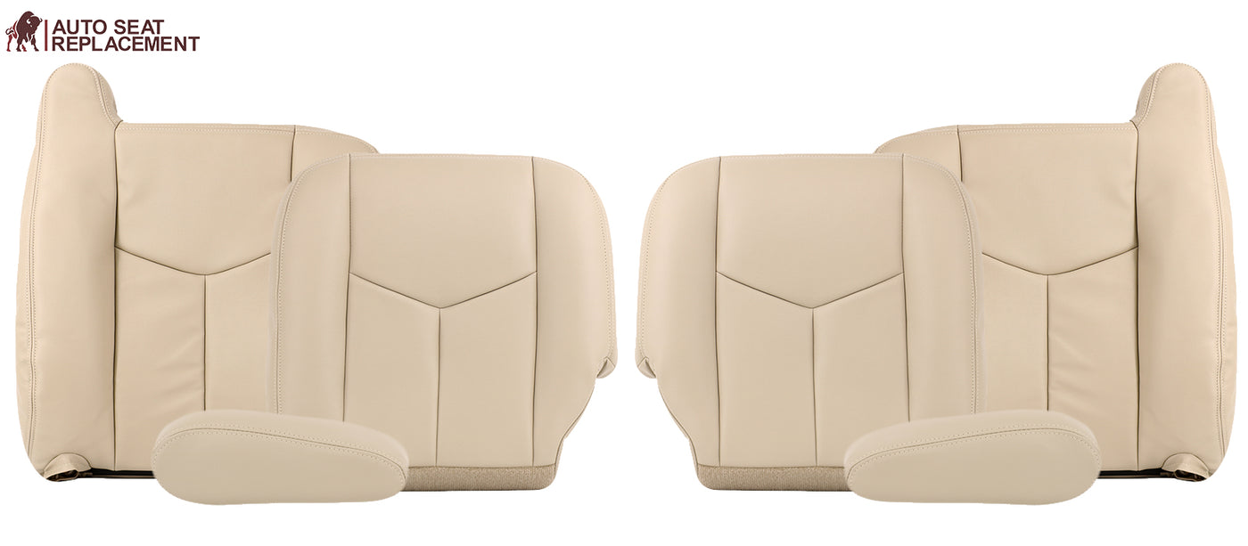 OEM Replacement Leather Seat Covers