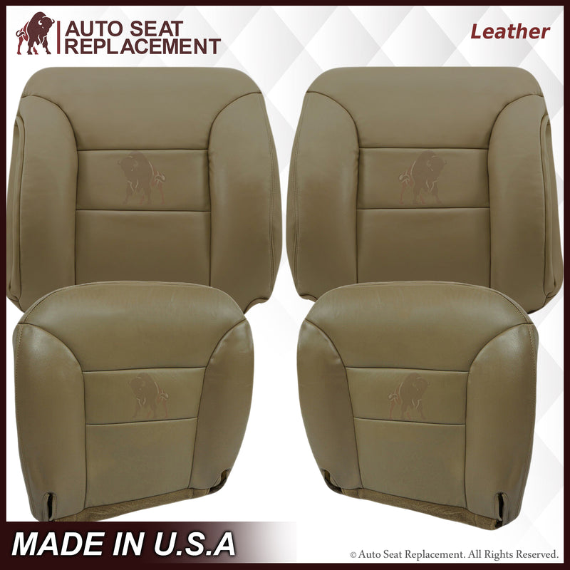 1995-1999 GMC Sierra SLT SLE Seat Cover in Tan: Choose your options