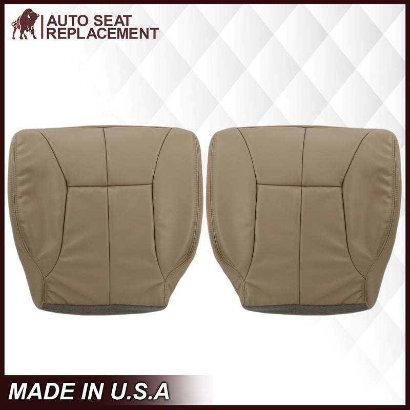 1998-2002 Dodge Ram 1500 2500 3500 Seat Cover in Tan: Choose From Variation