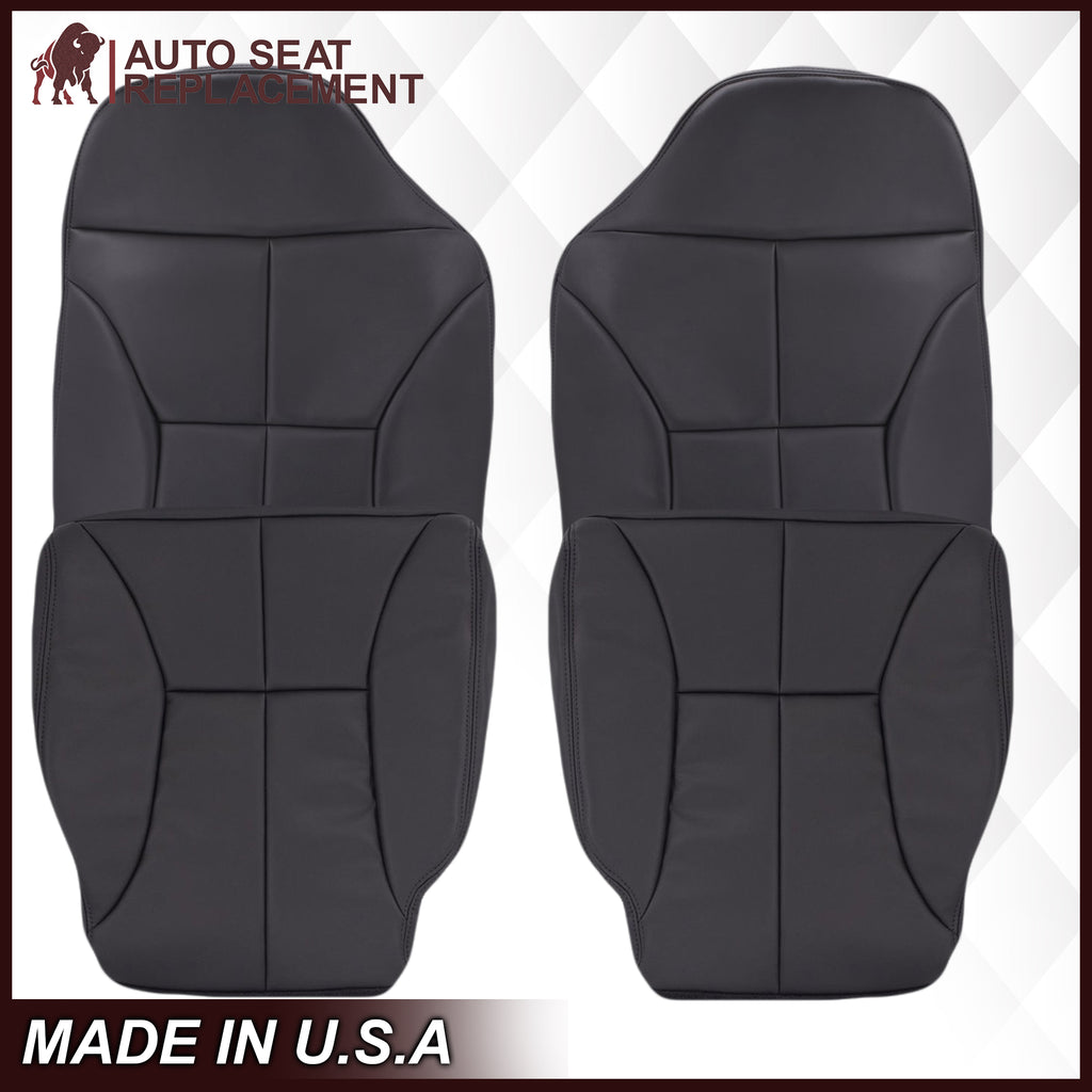 1998-2002 Dodge Ram 1500 2500 3500 (Backrest Without Logo): Choose From Variation