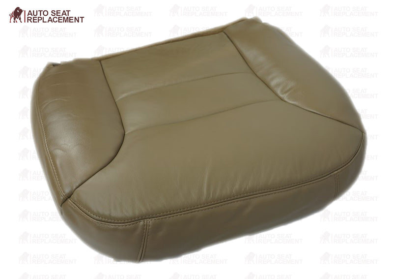 1995-1999 Chevrolet Tahoe Suburban Bottom-Top Seat Cover Neutral Tan - Auto Seat Replacement