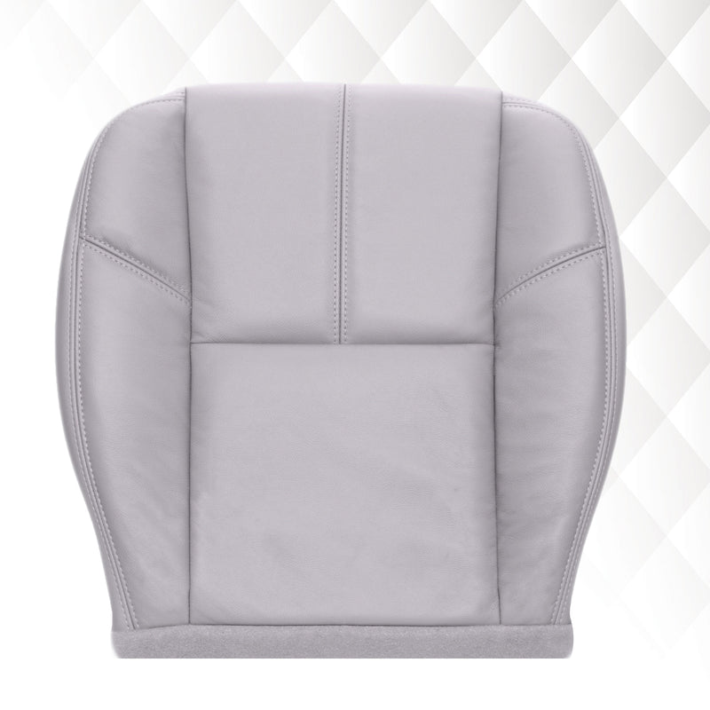 Copy of 2007-2013 Chevy Avalanche Seat Cover In Light Titanium Gray