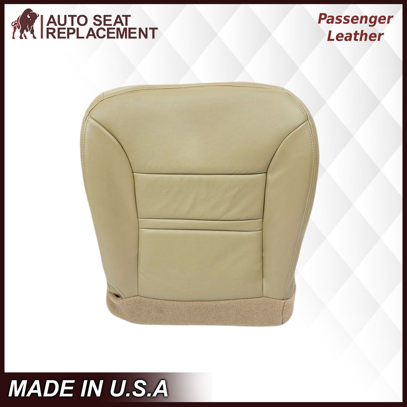 2000-2001 Ford Excursion Seat Cover in Tan: Choose From Variation