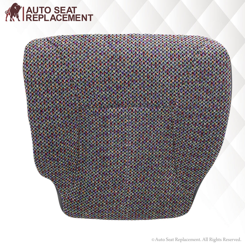 1998 1999 2000 2001 2002 Dodge Ram 2500 3500 SLT Laramie Seat Cover Agate Dark Gray