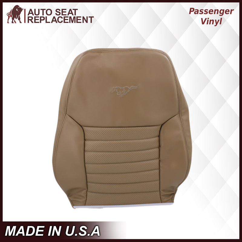 1999-2004 Ford Mustang GT Convertible in Medium Parchment Tan: Choose From Variation