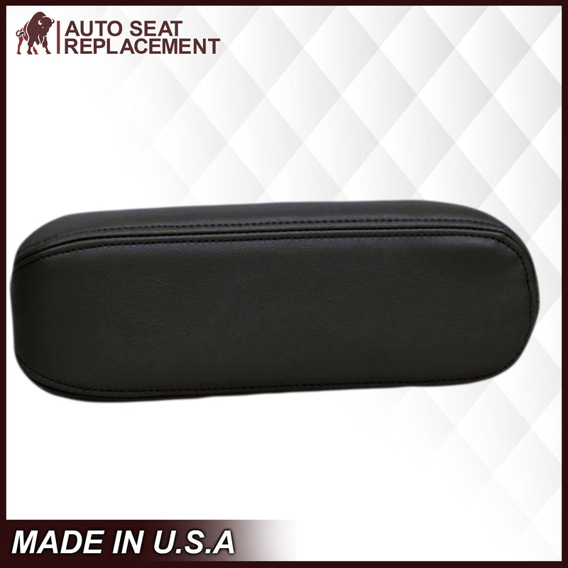 2002-2007 Ford F-250 F-350 Driver Or Passenger Armrest Cover in Black