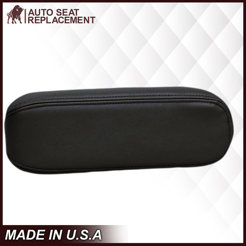 2002-2007 Ford F-250/F-350 Lariat Seat Cover in Black with Perforated Inserts: Choose From Variants