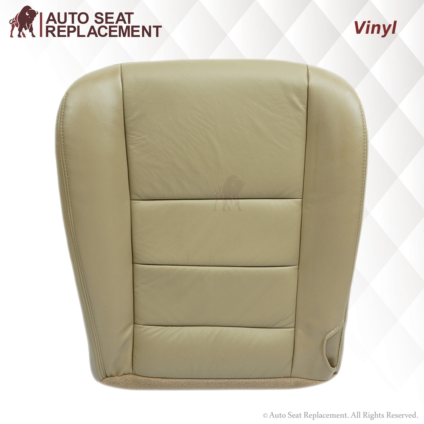 2002 2003 Ford F250 F350 Lariat Front Driver Bottom Replacement Foam Cushion