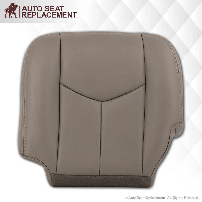 2003-2007 GMC Yukon Seat Cover In Light Gray: (pewter) Choose From Variation