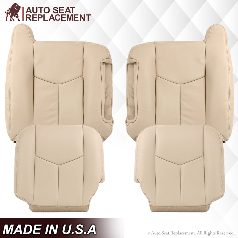 Chevy Silverado Replacement Seats >> Chevy Trucks Suvs Leather Vinyl Seat Cover Replacement