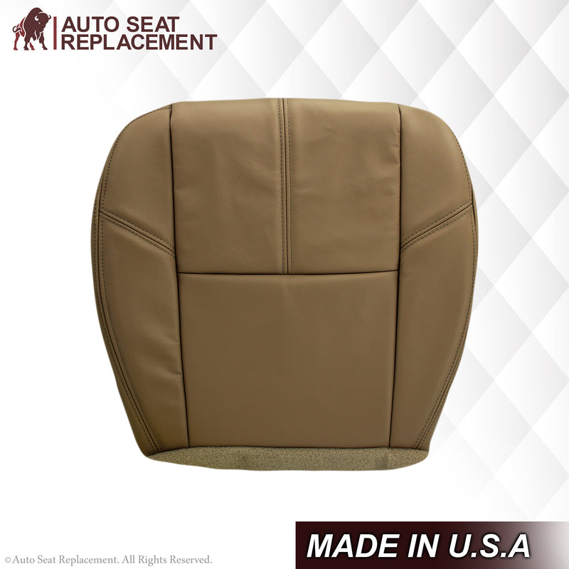 2007-2014 Chevy Silverado Seat Cover In Tan: Choose From Variation