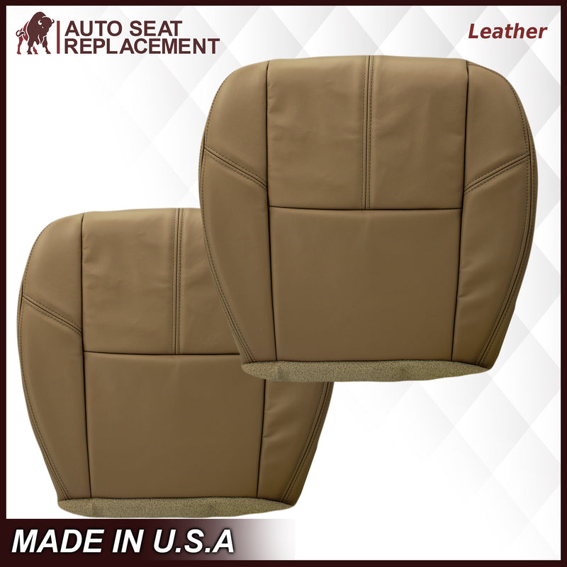 2007-2013 Chevy Avalanche Seat Cover In Tan: Choose From Variations