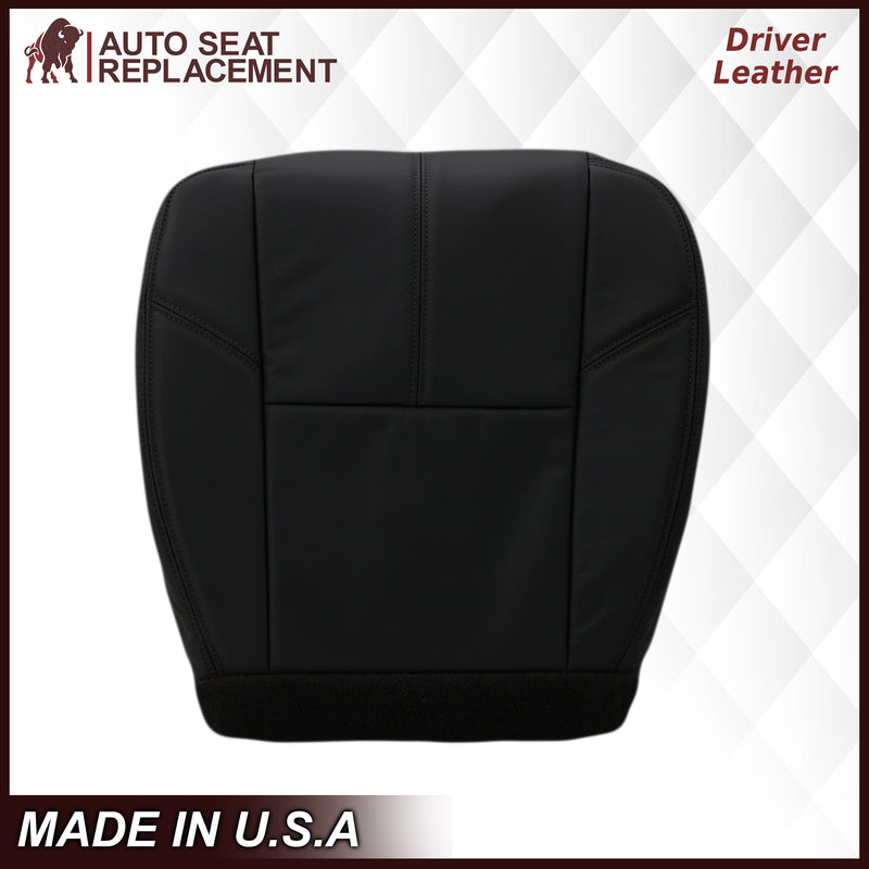 2007-2014 Chevy Silverado Seat Cover In Black: Choose From Variation