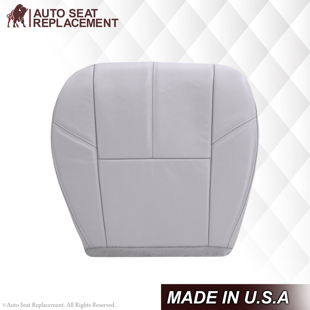 2007-2013 Chevy Avalanche Seat Cover In Gray: Choose From Variation