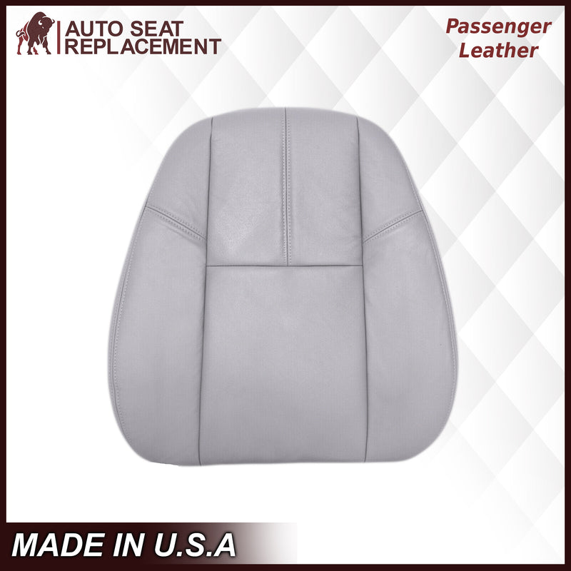 2007-2014 Chevy Silverado Seat Cover In Gray: Choose From Variation