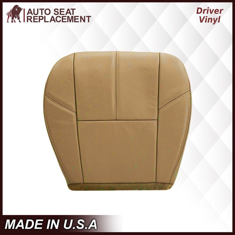 2007-2014 GMC Yukon/Sierra Seat Cover In Tan: Choose From Variation