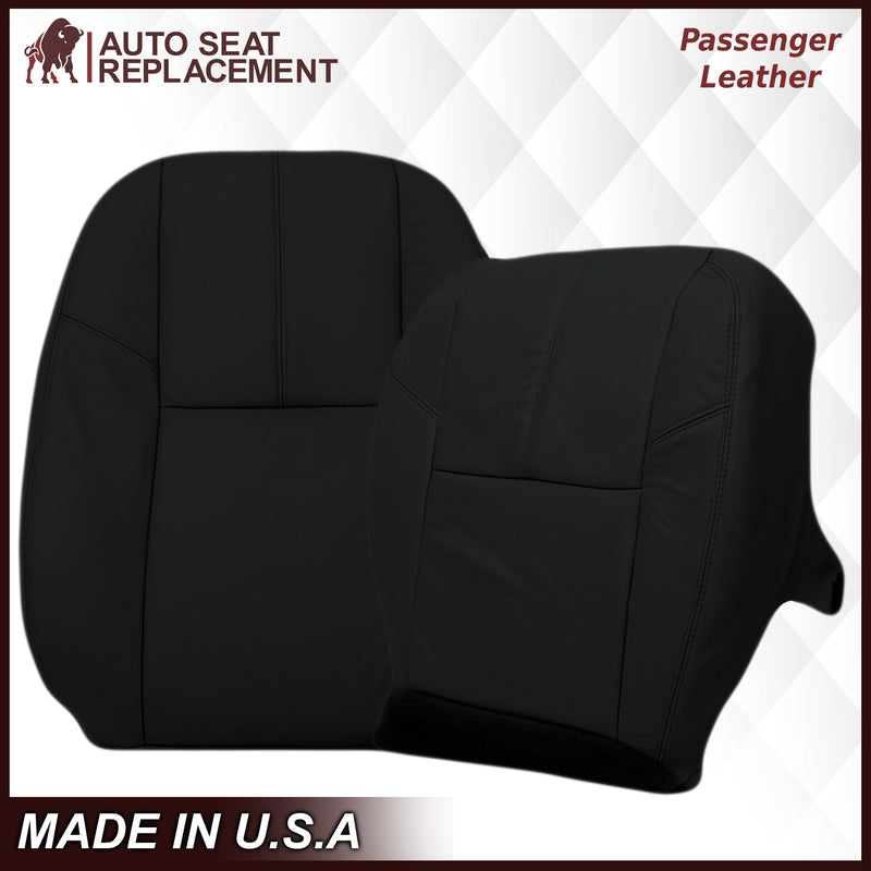 2007-2014 Chevy Tahoe/Suburban Seat Cover In Black: Choose From Variation