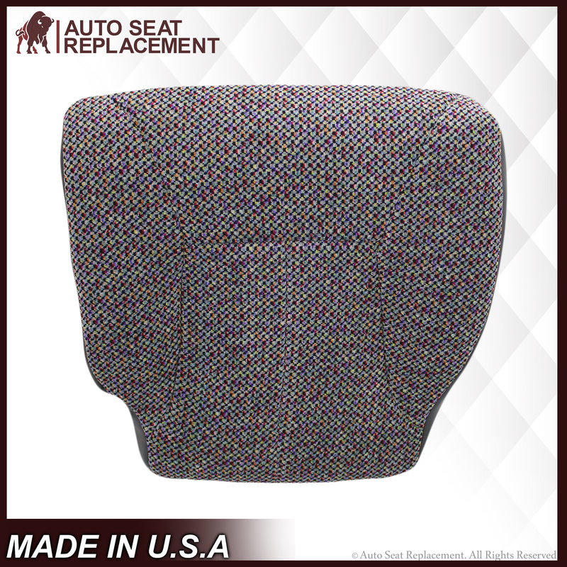 1998 1999 2000 2001 2002 Dodge Ram Laramie Seat Cover Agate Dark Gray Auto Seat Replacement